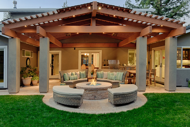 Lovely Backyard Landscaping Ideas Patio Design Ideas Homesthetics
