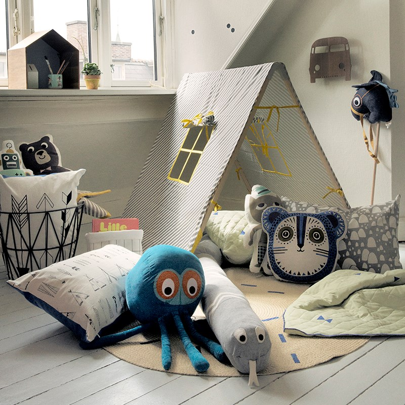 Ferm Living Children Bedroom Offerings Showcase
