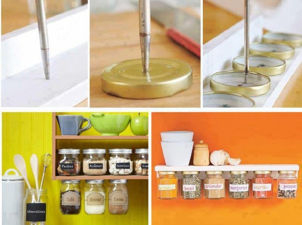 Clever DIY Storage Solution For Your Kitchen and Workshop homesthetics