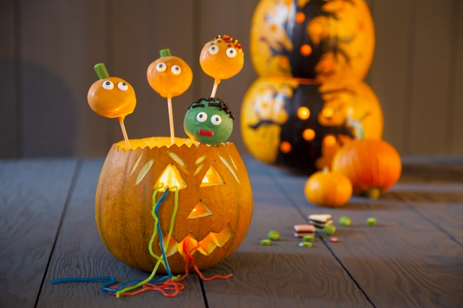 DIY Homemade Halloween Decorations Equipped With Terrifying Potential