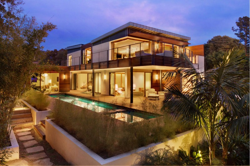 Deluxe Residence-Butterfly Beach Envisioned by Maienza-Wilson Interior Design + Architecture