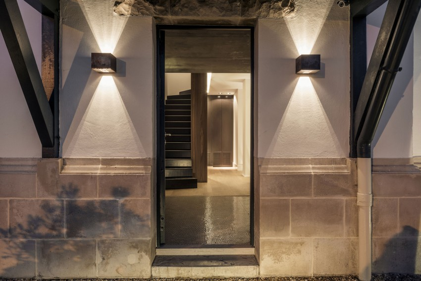 Extraordinary Mansion Design Nestled in Bidart-France by Atelier Delphine Carrère