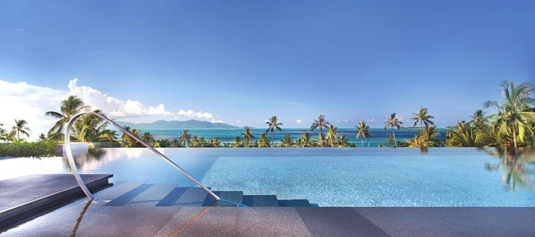Luxurious Retreat-W Koh Samui in Thailand Exuding The Ultimate Level of Sophistication