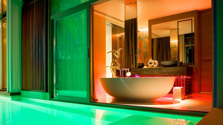 W Koh Samui in Thailand Exuding The Ultimate Level of Sophistication