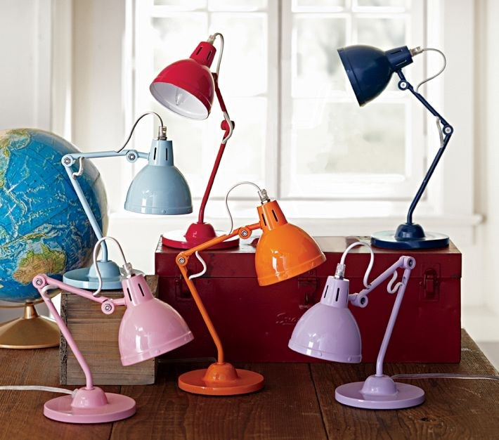 Trends in kids furniture textiles and decor meant to enhance your pottery barn task lighting dedicated to children aloadofball Image collections