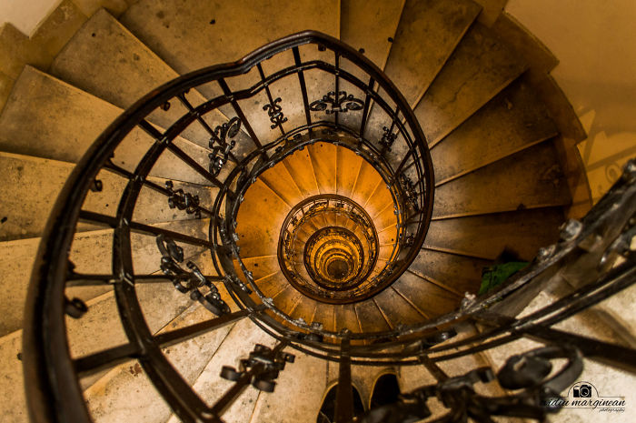 The Abyssal Staircase