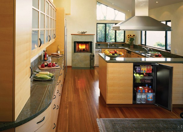 Undercounter Refrigerator In The Undercounter Refrigerator In Kitchen Isles Or Cabinets Ideas Is