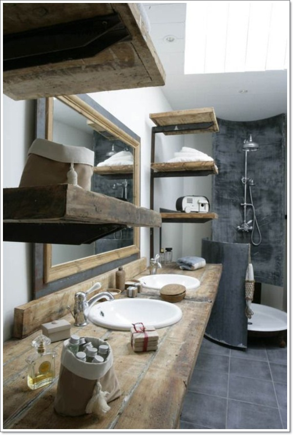 rustic bathroom design ideas 40 exceptional rustic bathroom designs filled with coziness and warmth 8814