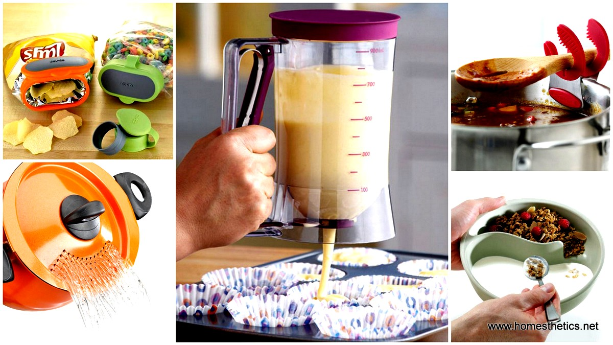 14 Smart Kitchen Gadgets That Will Simplify and Beautify ...