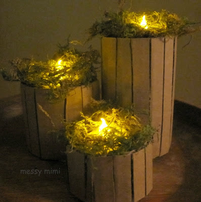 Easy DIY Beautiful Shimmering Luminaries Ideas You Should Definitely Try