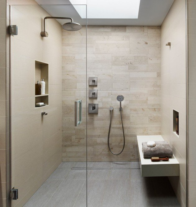 15 Flawless Contemporary Bathroom Designs You Definitely Need To See homesthetics (15)