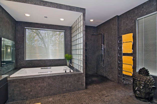 15 Flawless Contemporary Bathroom Designs You Definitely Need To See homesthetics (5)
