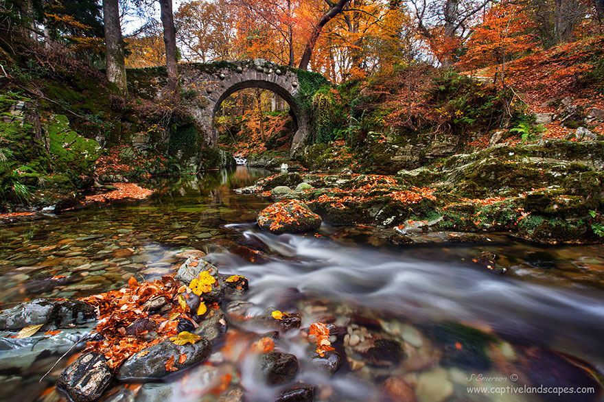 #18 Tollymore, Uk