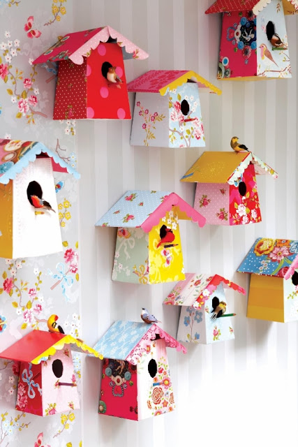 20 Extraordinary Smart Diy Paper Wall Decor That Will Color Your Life 2