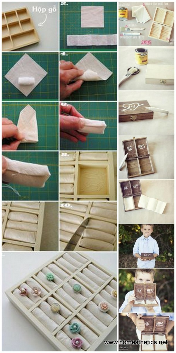 21 DIY Ring Boxes That Will Beautify and Add Romance To a Special Moment homesthetics design (13)