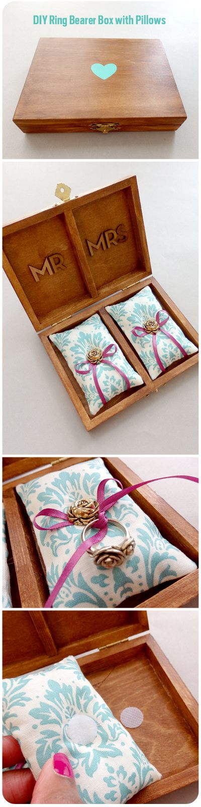 21 DIY Ring Boxes That Will Beautify and Add Romance To a Special Moment homesthetics design (2)