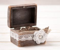 21 DIY Ring Boxes That Will Beautify and Add Romance To a Special Moment homesthetics design (9)