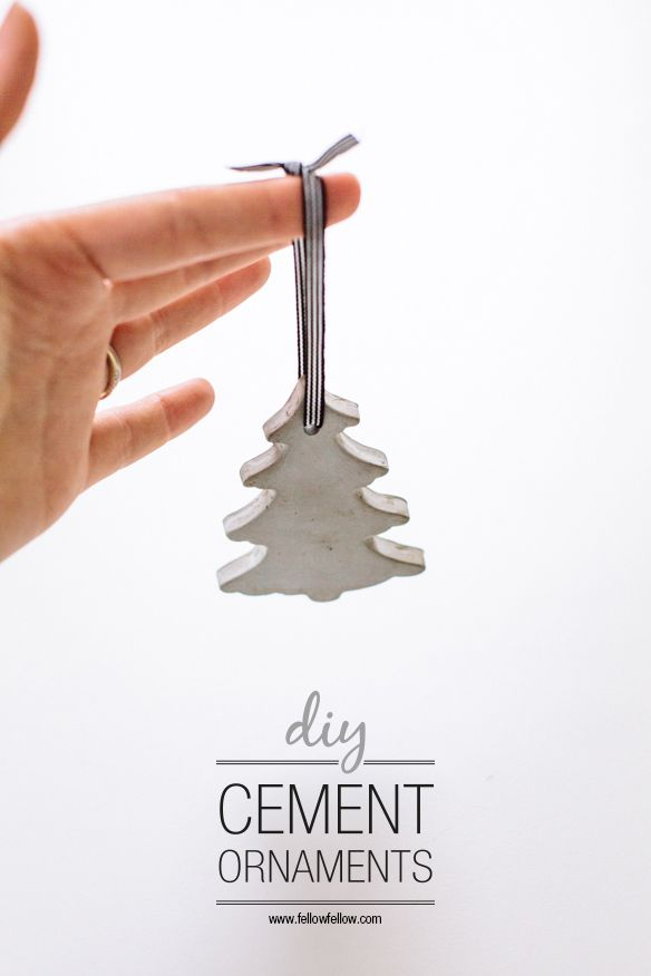 25 Cute Easy DIY Ciment Projects for Your Home
