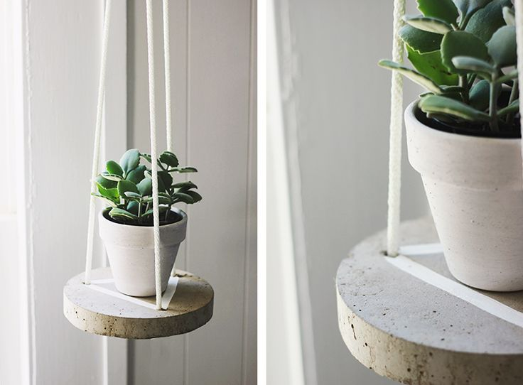 20 Cute Easy Fun Diy Cement Projects For Your Home