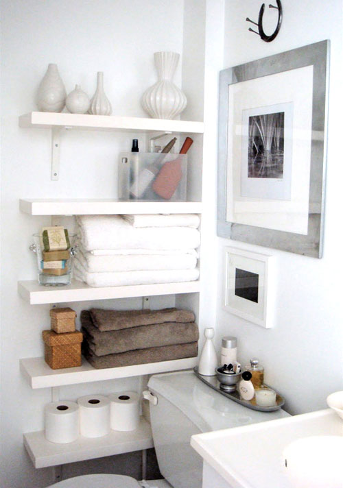33 Bathroom Storage Hacks and Ideas That Will Enhance Your Home homesthetics (10)