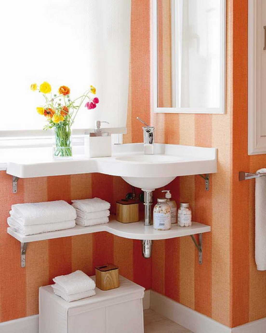 colorful 33 Bathroom Storage Hacks and Ideas That Will Enhance Your Home