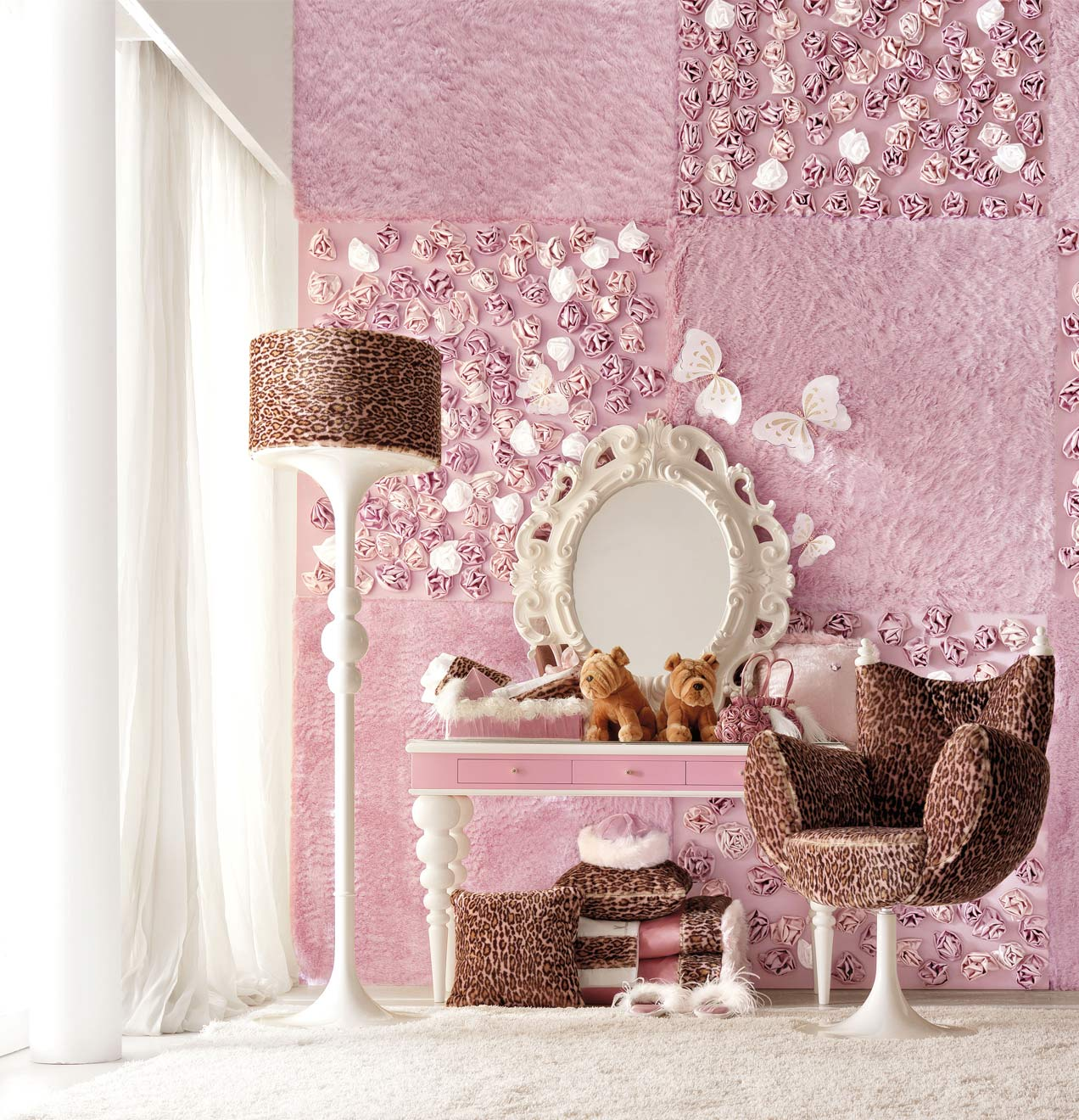 Girly Princess Bedroom Ideas: 32 Dreamy Bedroom Designs For Your Little Princess
