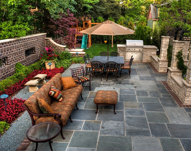 Unique Backyard Landscaping Ideas Patio Design Ideas Homesthetics