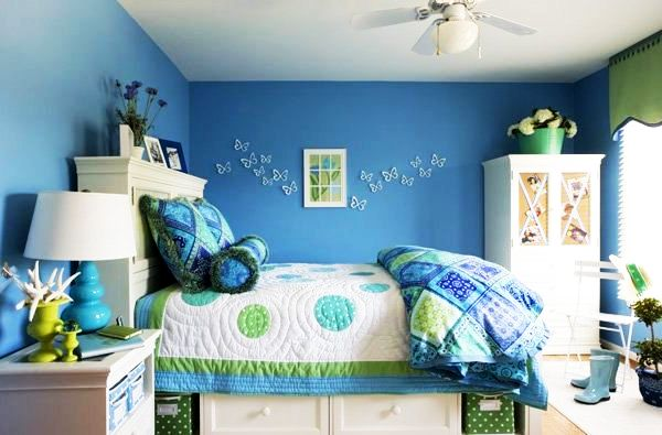 Spectacular  Creatively Inspiring Design Ideas for Teenage Girls Rooms