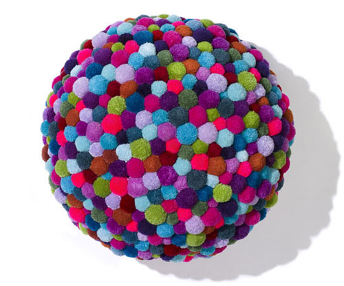 Pom-Pom Crafts and Ideas-homesthetics (4)