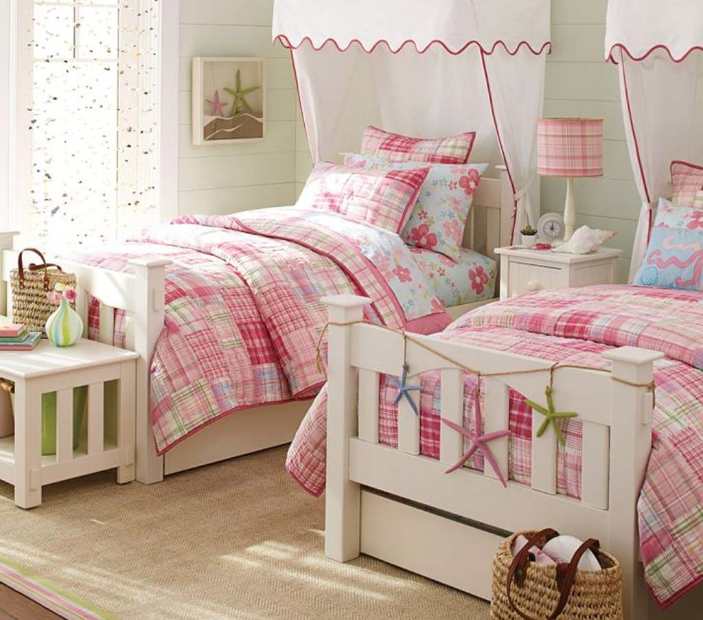 Twin Matching Beds. Bedroom Designs ...