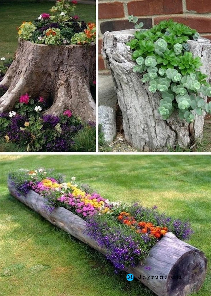 25 easy diy garden projects you can start now for Gartendekoration garten