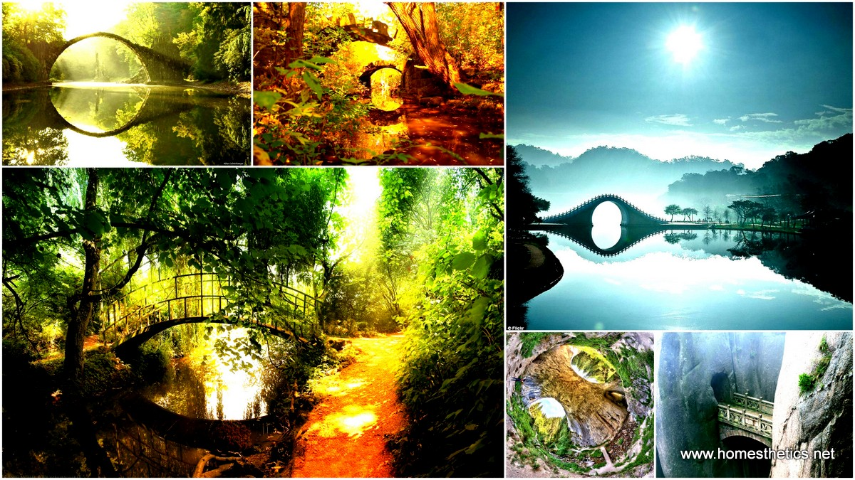 Extraordinary Mystical Bridges That Will Lead You In An Immersive Parallel Realm1