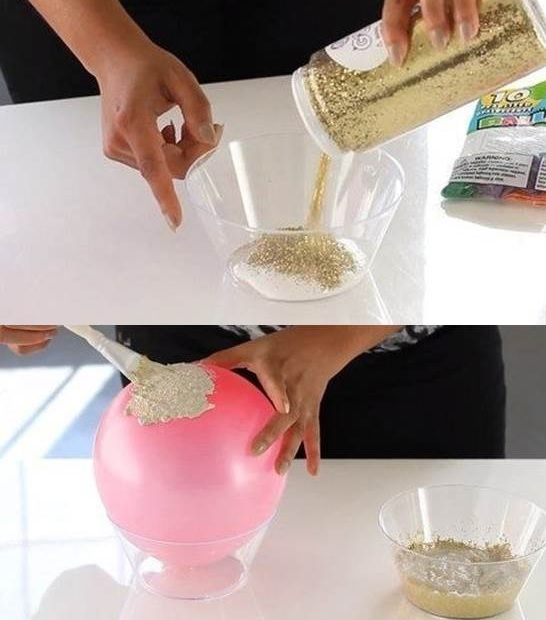 From Balloon to Shiny Beautiful Bowls In a Few Simple Steps-homesthetics (2)
