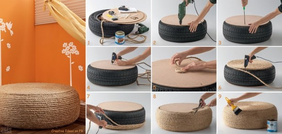 25 Easy DIY Rope Projects For Your Home