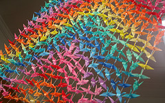 Guide on How to Create a Colorful Rainbow DIY Crane Curtain [Detailed Instructions] homesthetics (3)
