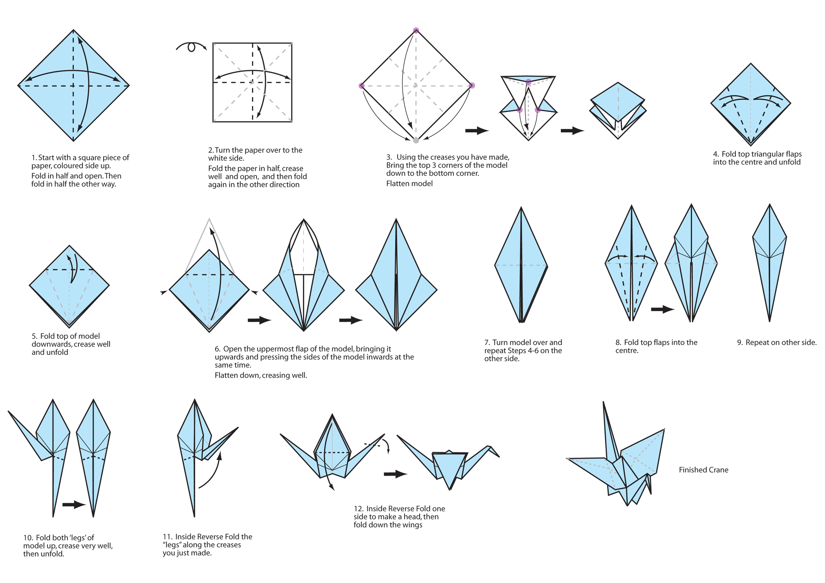 Guide on How to Create a Colorful Rainbow DIY Crane Curtain [Detailed Instructions] homesthetics (9)