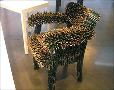 The Most Unusual and Bizarre Furniture Design You Have Ever Seen (11)