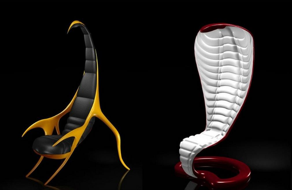 The Most Unusual and Bizarre Furniture Design You Have Ever Seen (2)