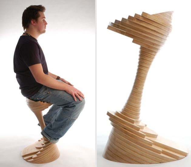 40 Of The Most Unusual And Bizarre Furniture Designs You