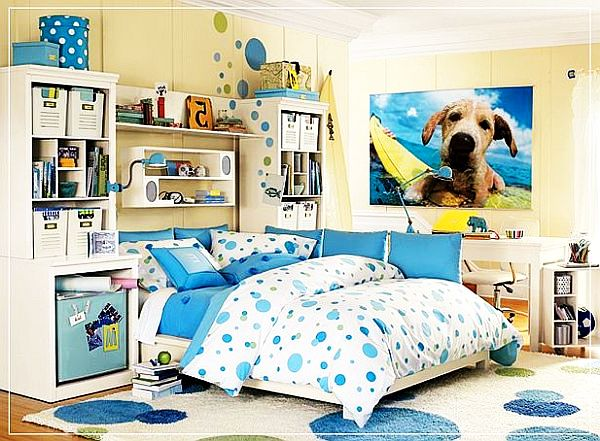 Fresh  Creatively Inspiring Design Ideas for Teenage Girls Rooms