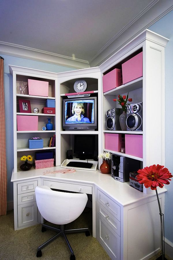 55 Creatively Inspiring Design Ideas For Teenage Girls Rooms Part 84