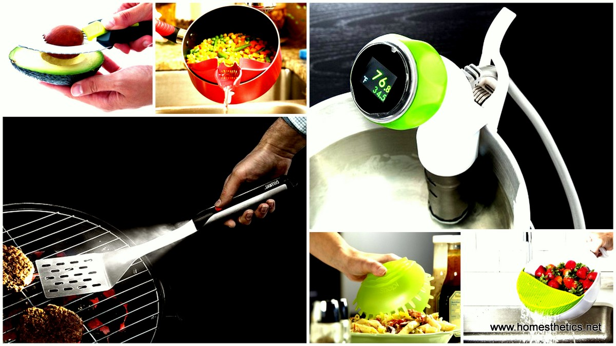 15 Brilliant And Smart Kitchen Utensils