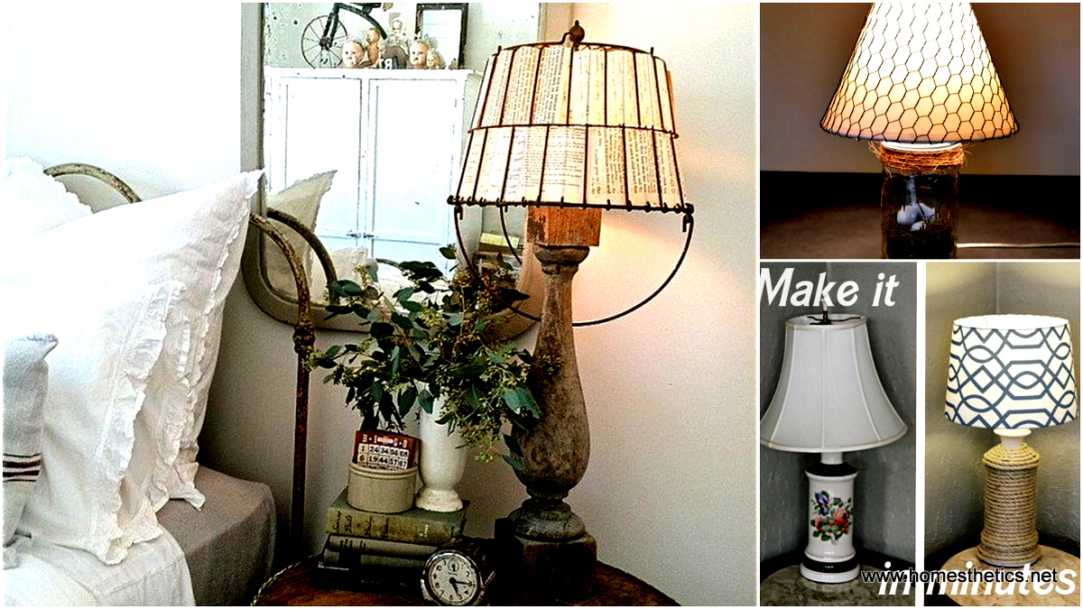 Create A Warm Cozy Atmosphere With DIY Rustic Decorations