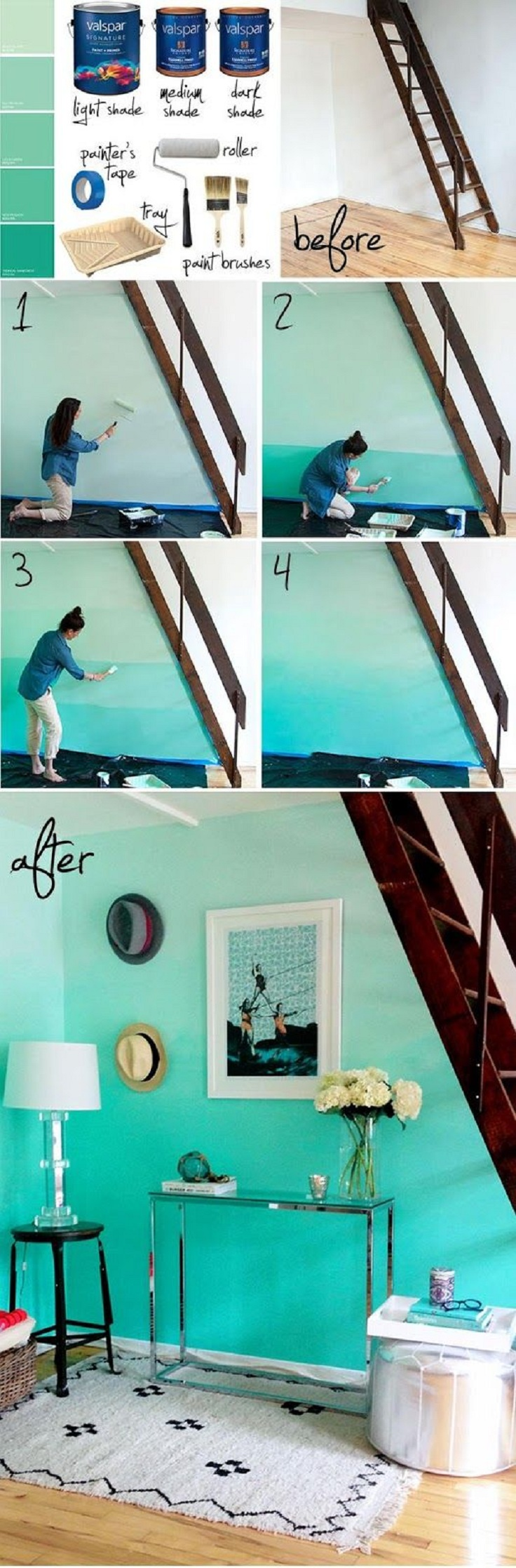 10 Simply Breathtaking DIY Home Decor Projects That Will Magically Beautify Your Interior homesthetics (6)