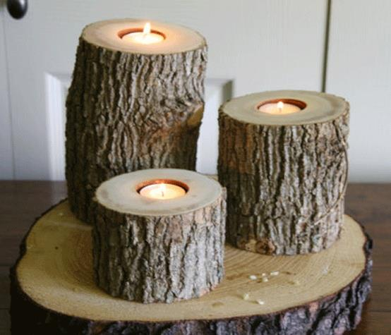 23 Creative Craft Ideas- How To Use Tree Branches-HOMESTHETICS (7)