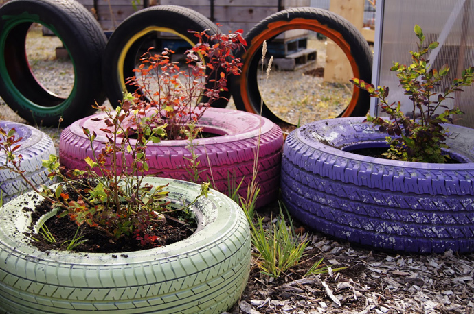 24 DIY Tire Projects- Creatively Upcycle and Recycle Old Tires Into a New Life (22)