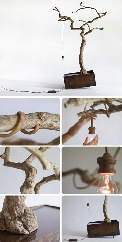 25 Beautiful DIY Wood Lamps And Chandeliers That Will Light Up Your Home-homesthetics (10)