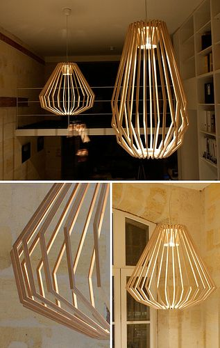 25 Beautiful DIY Wood Lamps And Chandeliers That Will Light Up Your Home-homesthetics (2)