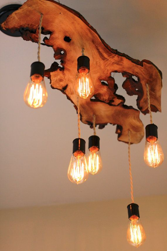 25 Beautiful DIY Wood Lamps And Chandeliers That Will  : 25 Beautiful DIY Wood Lamps And Chandeliers That Will Light Up Your Home homesthetics 25 from homesthetics.net size 570 x 855 jpeg 51kB