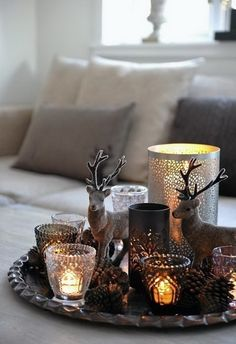 25 DIY Christmas Treats And Decorations That Will Fill Your Home With Joy-homesthetics (8)